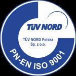 Logo ISO9001 TUV NORD