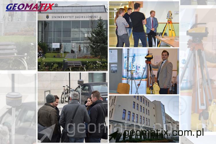 Krakowski GIS DAY 2018 na Uniwersytecie Jagiellońskim 14.11.2018