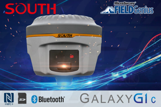 GPS GNSS geodezyjny Galaxy G1 C SOUTH